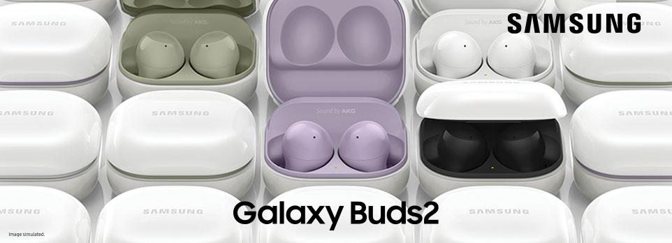 Galaxy Buds2|沉浸在你的世界