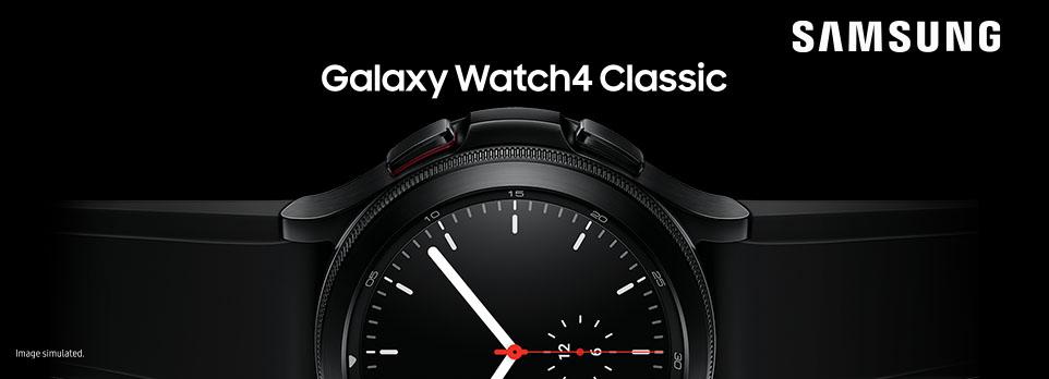 Galaxy Watch4 Classic|亙古不變的經典