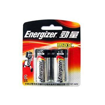 勁量鹼性電池2號2入 B-E93BP2