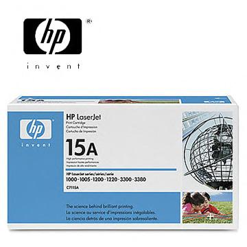 HP C7115A  LJ-1000/3380碳粉匣