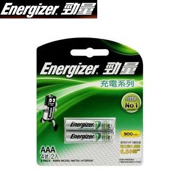 勁量鎳氫充電電池4號2入