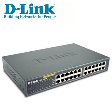 D-Link_DES-1024D交換式集線器