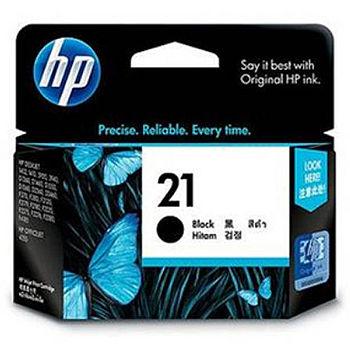 惠普HP 21號黑色墨水匣