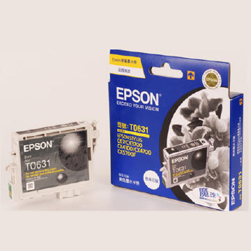 EPSON T063 黑色墨水匣