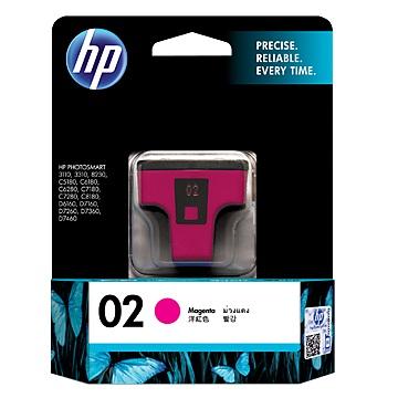 HP 2號 洋紅色墨水匣 C8772WA
