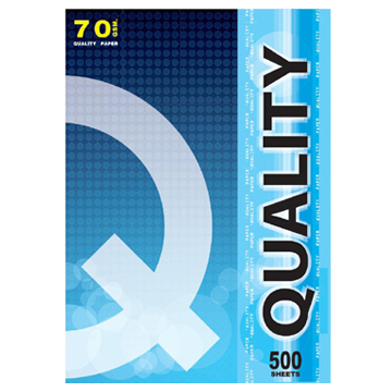 Quality A4多功能噴墨紙 A4/500pcs/70磅