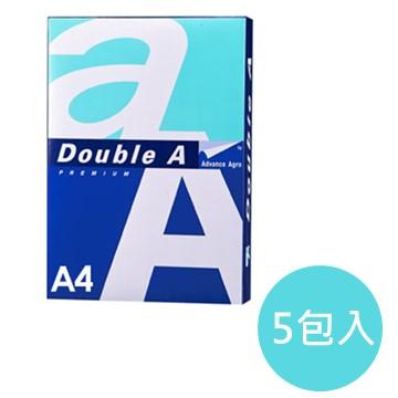 (5包入)Double A多功能噴墨紙