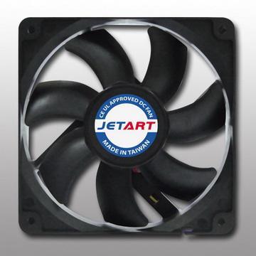 JETART-12公分靜音直流風扇