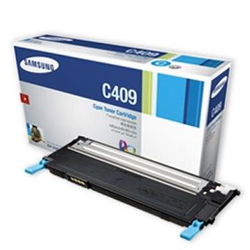 【福利品】SAMSUNG CLT-C409S 藍色碳粉匣