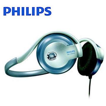 【福利品】PHILIPS 防噪後頸式耳機SBC-HN050 SBC-HN050