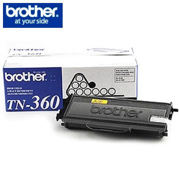 Brother TN-360 黑色碳粉匣