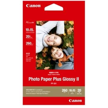 【福利品】Canon超光亮4X6相片紙(20入)