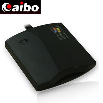AIBO 晶片讀卡機(鏡面黑)