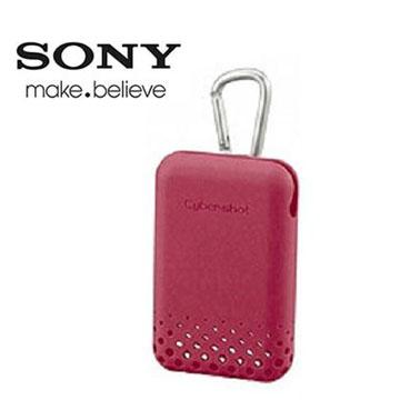 【福利品】SONY 防潑水攜行相機包(紅)