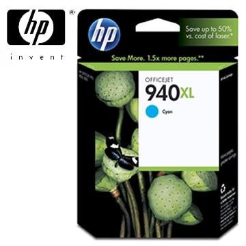 HP 940XL 藍色墨水匣