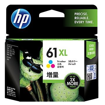 HP 61號XL彩色墨水匣