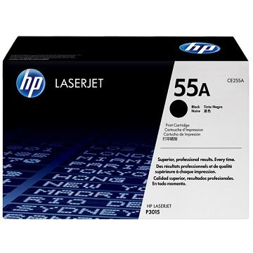 HP 55A 黑色原廠碳粉匣