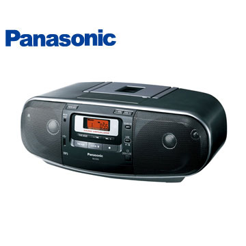 Panasonic USB/MP3手提 RX-D55-K
