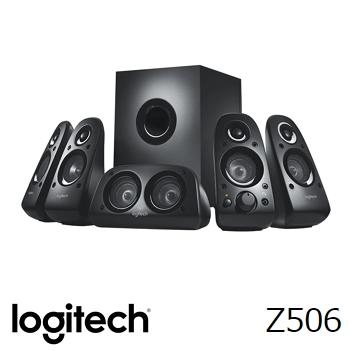 【福利品】羅技 Logitech Z506 5.1 聲道音箱喇叭系統
