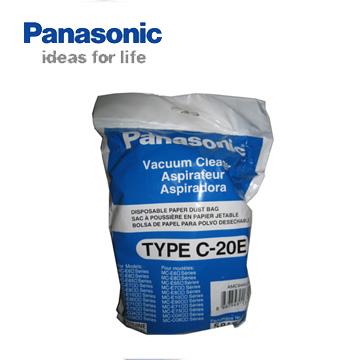 Panasonic  吸塵紙袋 TYPE-C-20E
