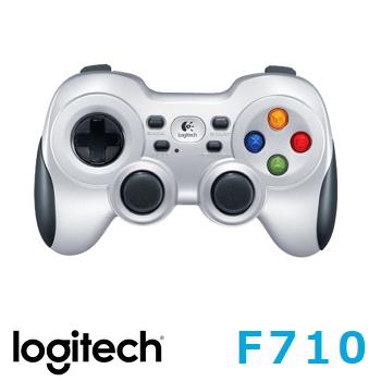 羅技 Logitech F710 無線遊戲控制器