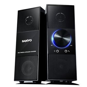 SANYO 2.0聲道多媒體喇叭-天之韻