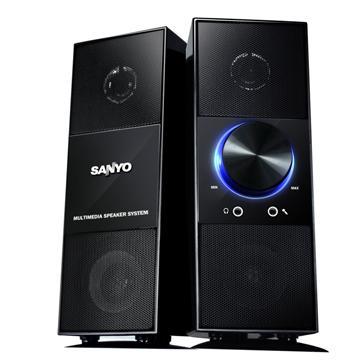 SANYO 2.0聲道多媒體喇叭-天之韻 SYSP-1027