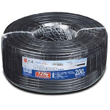 大通128編織數位電視專用電纜線