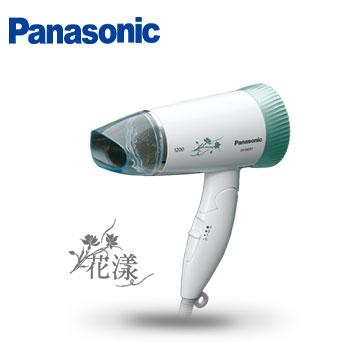 (福利品) 國際牌Panasonic 超靜音吹風機(綠色)
