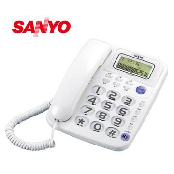 三洋來電顯示有線電話 TEL-991
