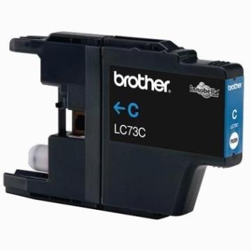 Brother LC-73C靛藍色墨水匣