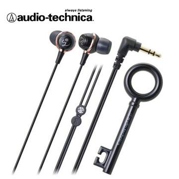 audio-technica CKF500入耳式耳機(黑) ATH-CKF500(BK)