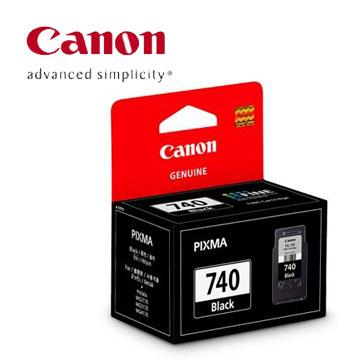 CANON 740 黑色墨水匣 PG-740