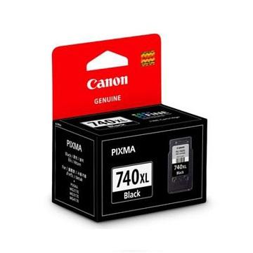 【高容量黑色】CANON 740XL 墨水匣