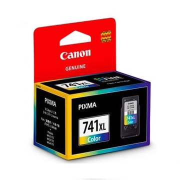 CANON 741XL 高容量彩色墨水匣