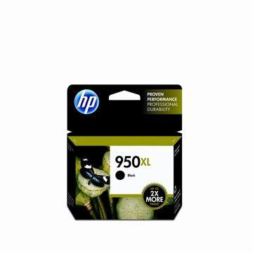 HP 950XL 黑色墨水匣