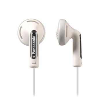 國際牌耳塞式耳機-白