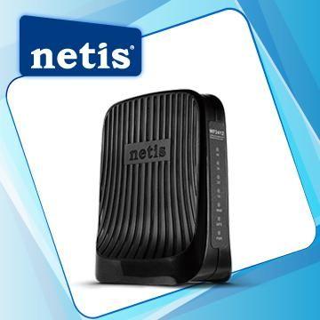 netis 直立式無線寬頻分享器