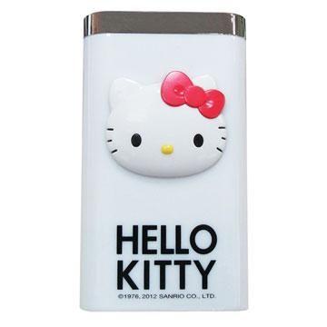 【7800mAh】Hello Kitty 行動電源-白