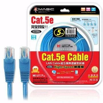 MAGIC Cat.5e 網路線 5M CBH-CAT5-5M