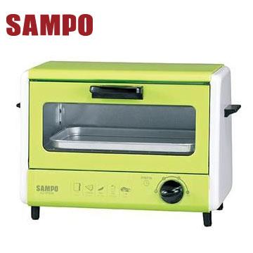 【拆封品】聲寶6L電烤箱