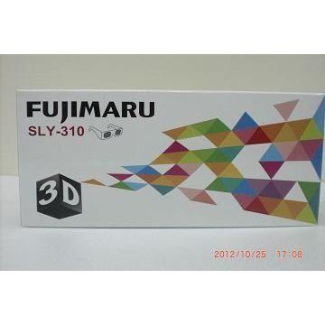Fujimaru 3D偏光式眼鏡(2入裝)