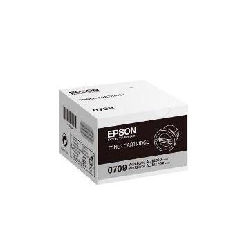 EPSON AL-M200 黑色碳粉匣 C13S050709