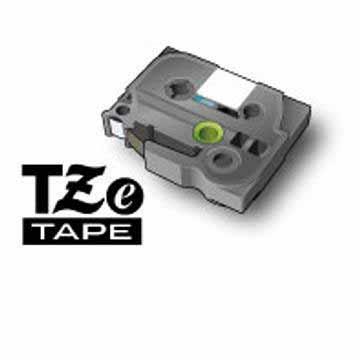 Brother 黃底黑字 TZe-621標籤帶 TZe-621