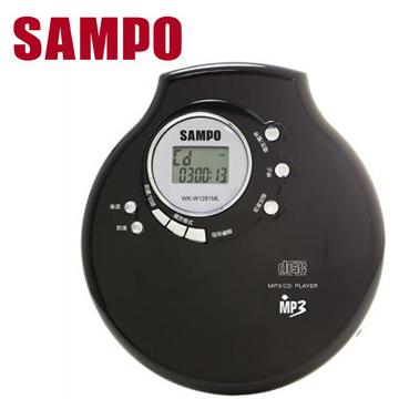 SAMPO MP3/CD隨身聽