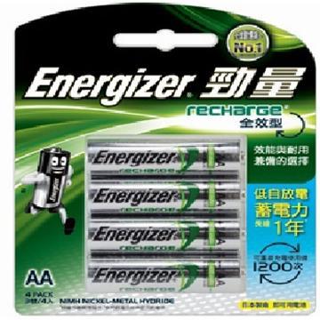 勁量全效型充電電池3號4入 NH15URP4