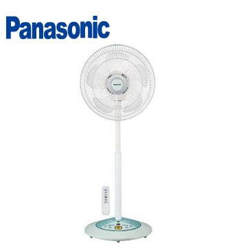 【福利品】Panasonic 14吋負離子電風扇