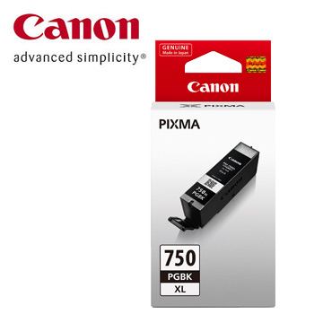 CANON 750XL 大容量黑色墨水匣