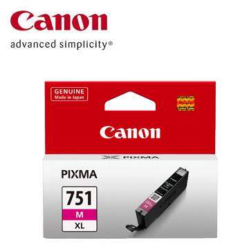 CANON 751XL 大容量紅色墨水匣