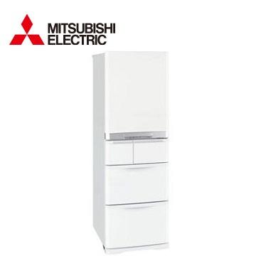 【福利品】MITSUBISHI 420公升瞬冷凍節能五門冰箱